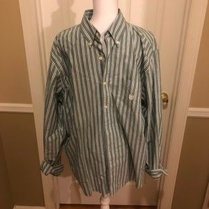 Classic Chaps casual dress shirt.